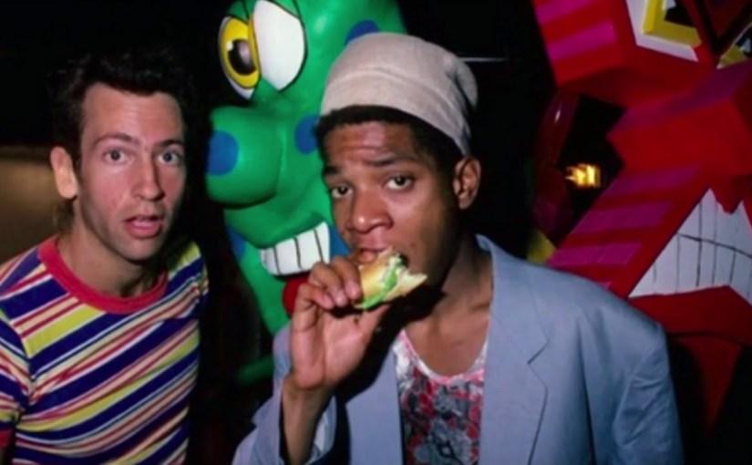 """Video :: Jean-Michel Basquiat """"Rage to Riches"""" (@basquiatart)"""