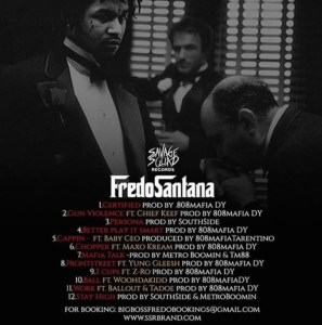 Fredo Mafia Traklist