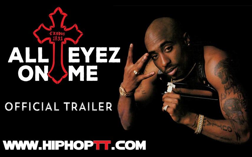2pac All Eyez On Me Film