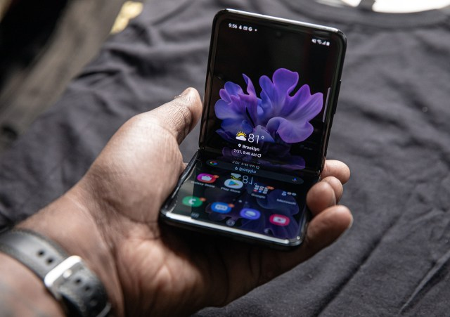 Galaxy Z Fold2 and Galaxy Z Flip