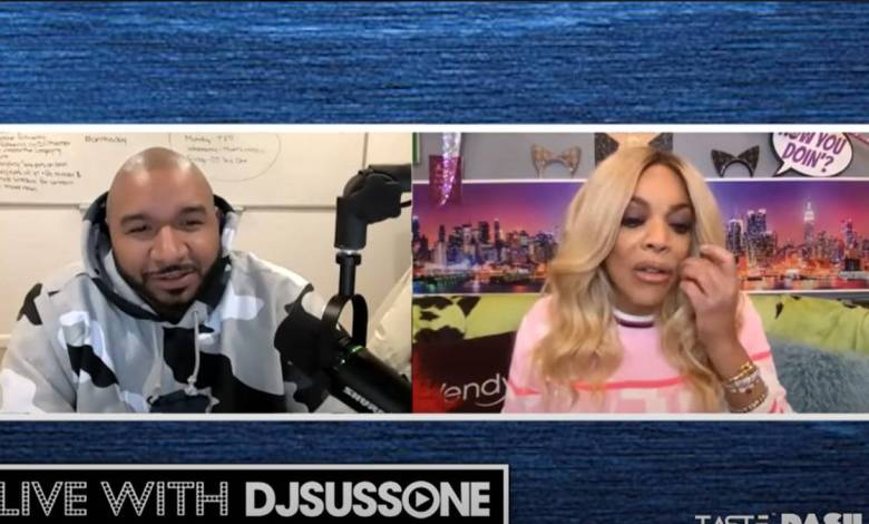 50 CENT'S ADVICE FOR METHOD MAN AFTER WENDY WILLIAMS SHOCKING CLAIM