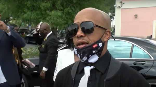 Shock G Laid To Rest, Money B Remembers His Friend