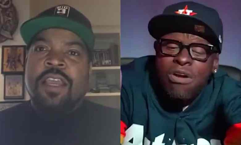 Scarface Agrees With Ice Cube Then Challenges Him To Verzuz