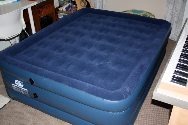Air Mattress Inflatable Beds Costco