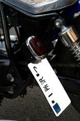 HIPLINE コンプリート 250TR カスタム チョッパー