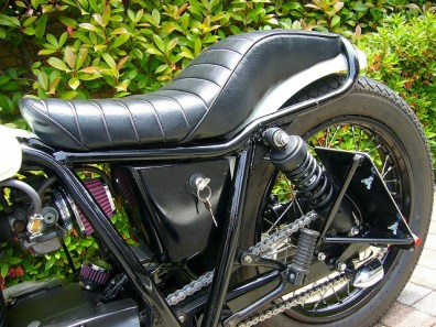HIPLINE Kawasaki 250TR