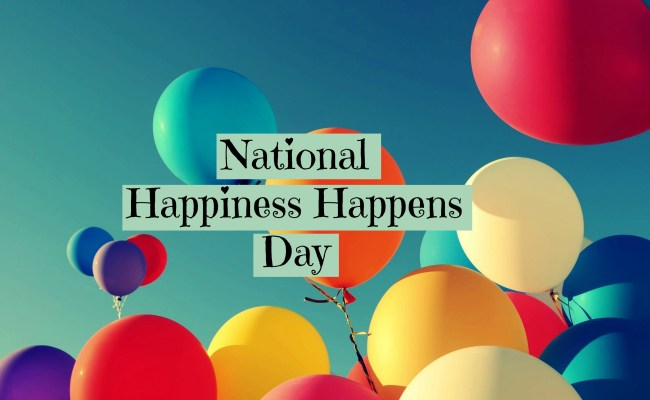 Hipnj Celebrates National Happiness Happens Day Hip New