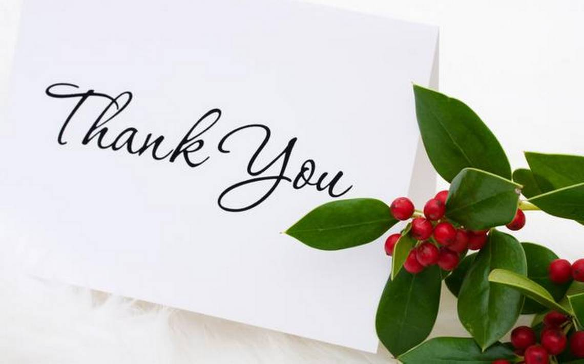 National Thank You Note Day Hip New Jersey