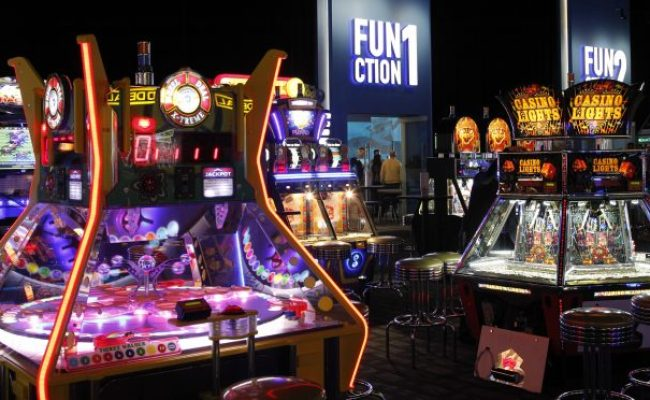 Dave Busters Is Coming To Hipnj Hip New Jersey