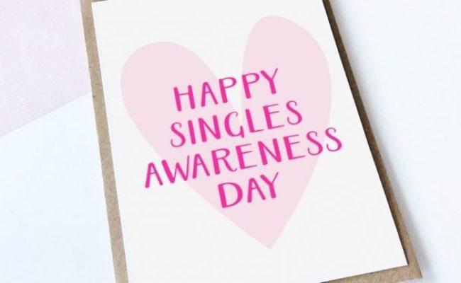 Singles Awareness Day Hip New Jersey