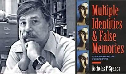 Nicholas Spanos book