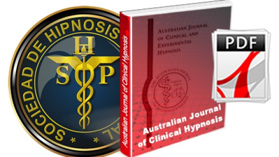 Australian journal of clinical and experimental hypnosis