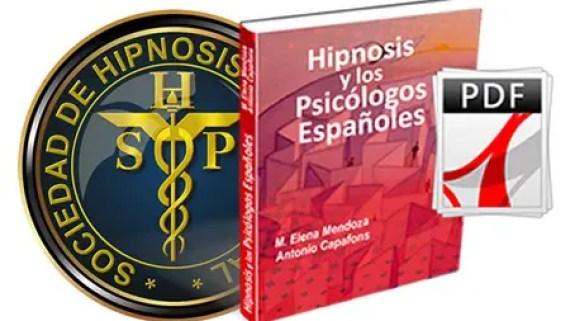 artículo hipnosis y psicólogos en España