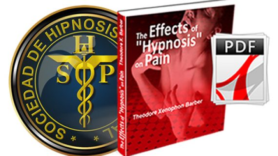 article the effects of hypnosis on pain