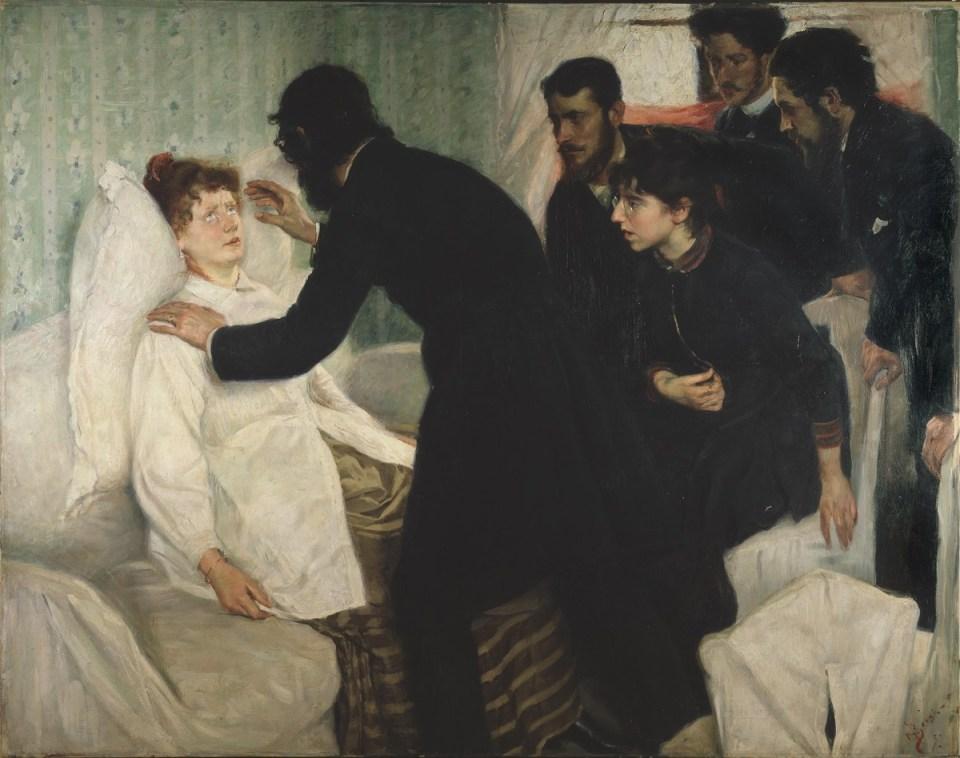 hipnosis catártica de Josef Breuer