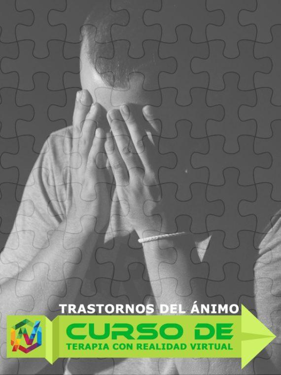 curso de terapia con realidad virtual para trastornos depresivos