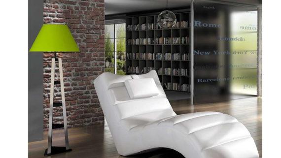 diván moderno para hipnosis elegante