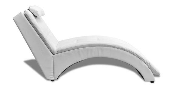 diván moderno para hipnosis ergonómico