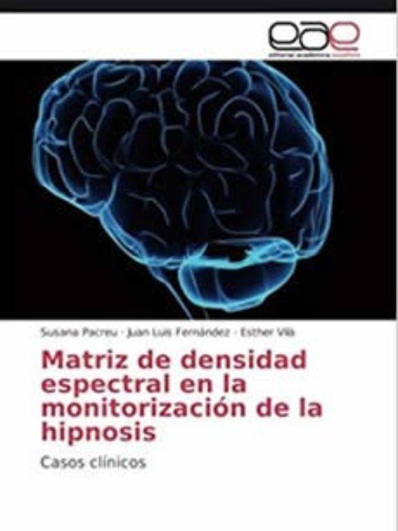 libro matriz de densidad espectral en la minitorización de la hipnosis