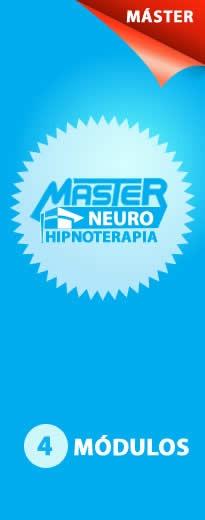 máster en neuro hipnoterapia