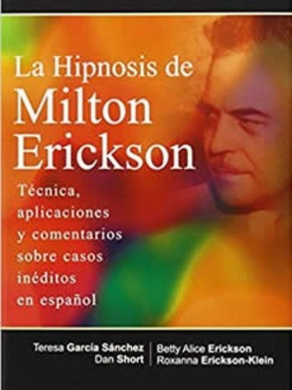 libro la hipnosis de Milton Erickson
