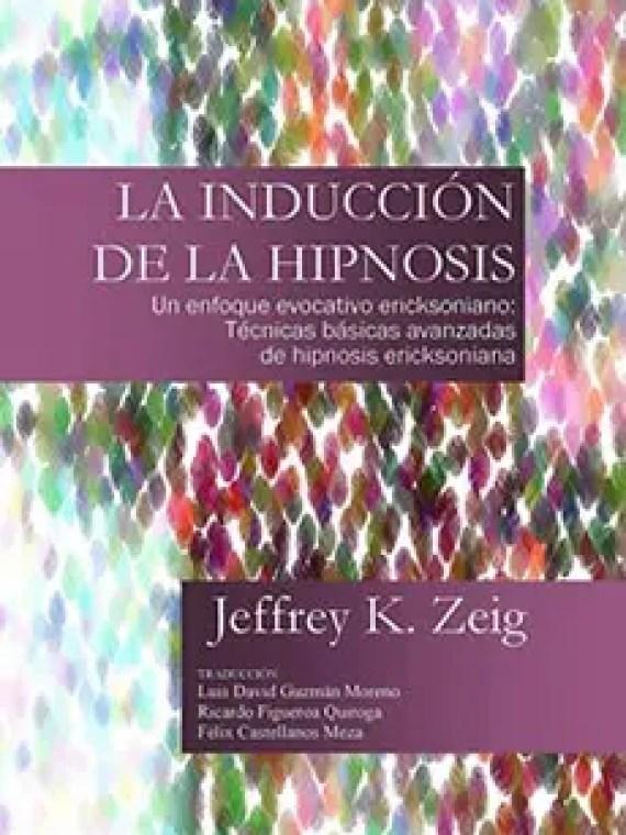 libro la inducción en hipnosis