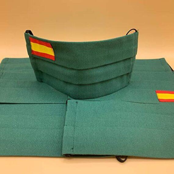 mascarilla verde España
