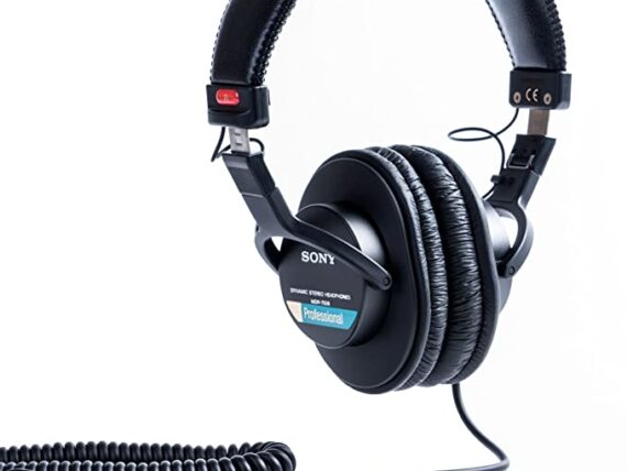auriculares profesionales sony