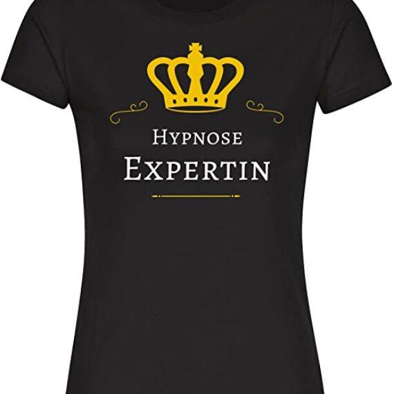 camiseta experto hipnosis mujer