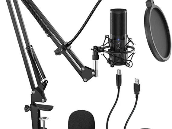 micrófono profesional tonor