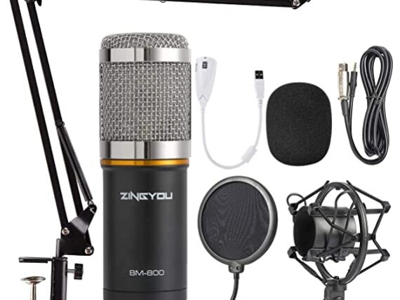 micrófono profesional Zingyou