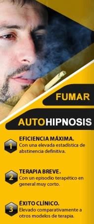 autohipnosis para dejar de fumar