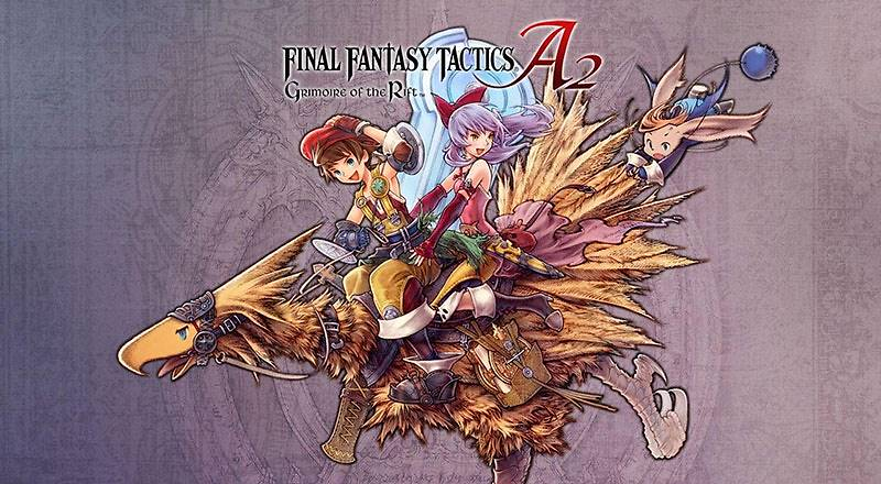 Final Fantasy Tactics A2 Grimoire of the Rift mega recenzja blog hipogryf.pl