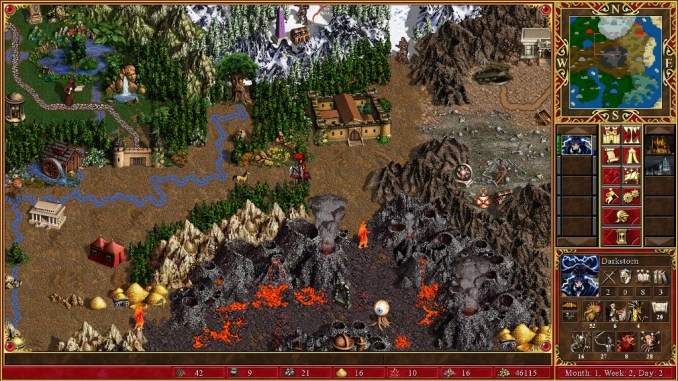 Heroes of Might and Magic III blog hipogryf.pl