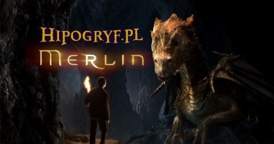 Merlin Netflix Serial Fantasy S1E1 The Dragon's Call Hipogryf.pl