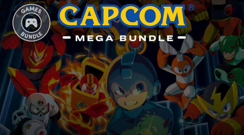 Capcom Mega Bundle blog o grach Hipogryf.pl