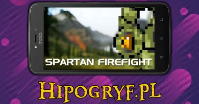 Spartan Firefight gry na Androida