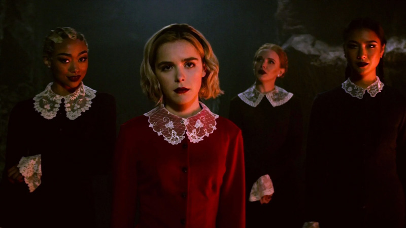 Sabrina and the Witch Sisters