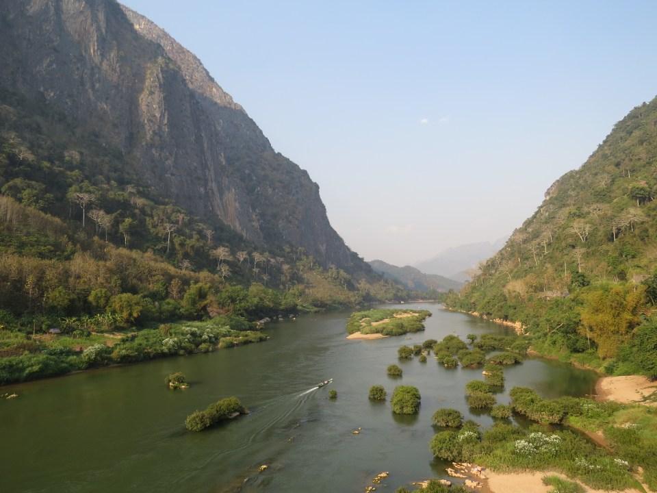 Nong Khiaw en- Muang Ngoi Laos
