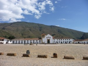 Plaza Mayor Villa de Leyva Colombia