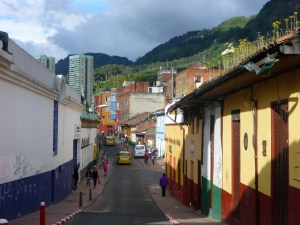 La Candelaria Bogota Colombia