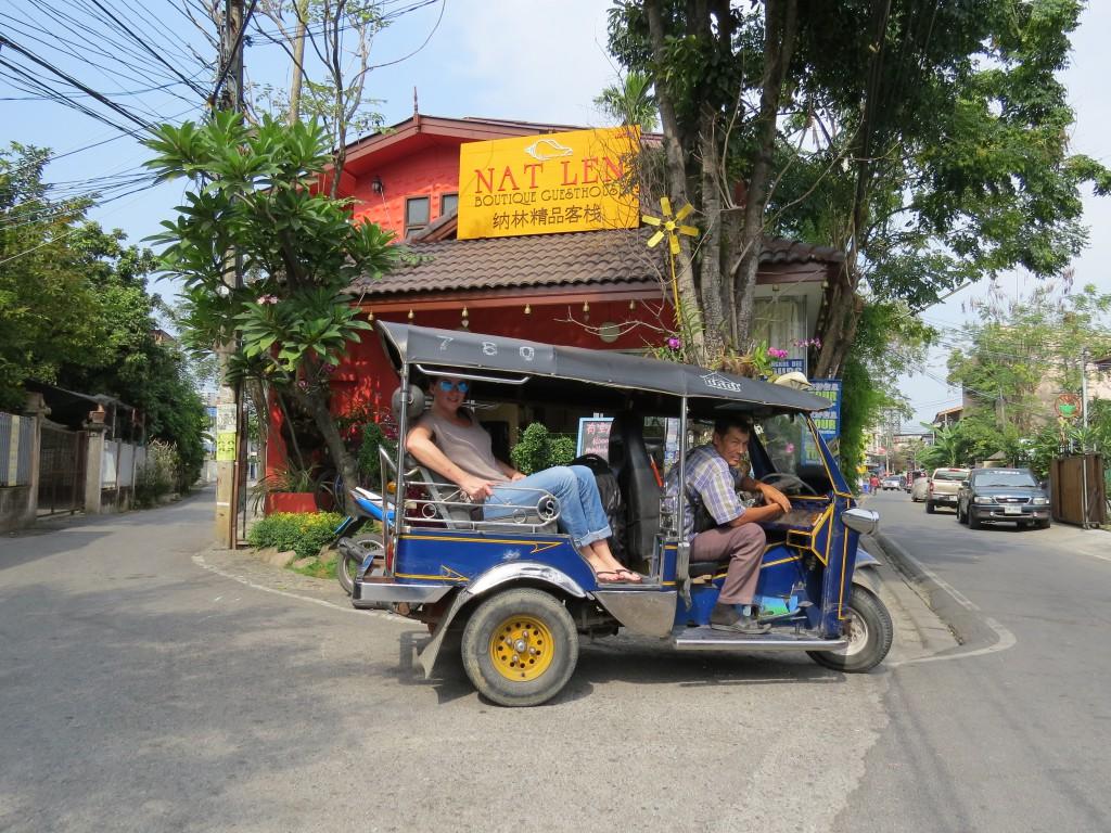 Natlen Boutique Guesthouse Chiang Mai