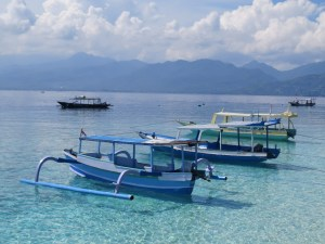 Boot-Gili-Islands-Indonesië
