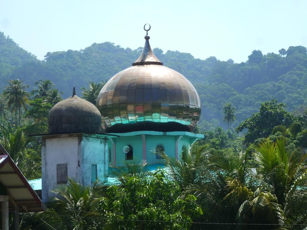Straatbeeld-Sumatra-Indonesië