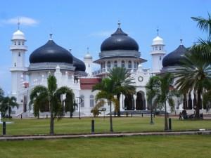 Moskee-in-Banda-Aceh-Sumatra