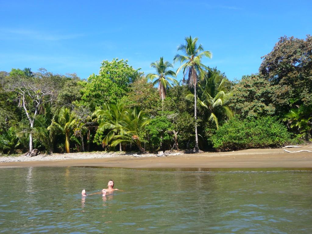 Isla Boca Brava Panama