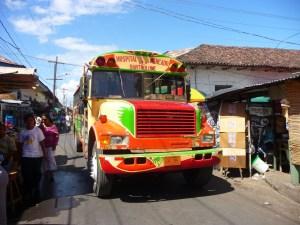 Lokale-bus-Nicaragua