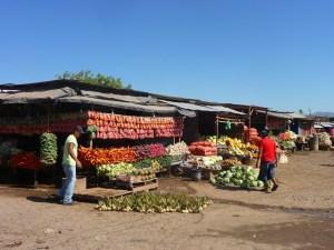 Markt in Nicaragua