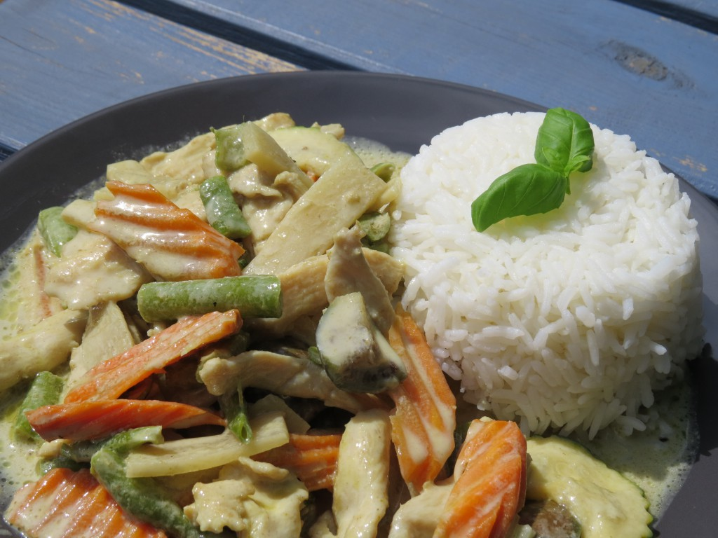 Green Curry Thailand