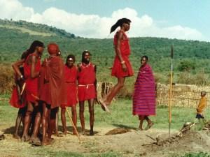 Masaï in Kenia